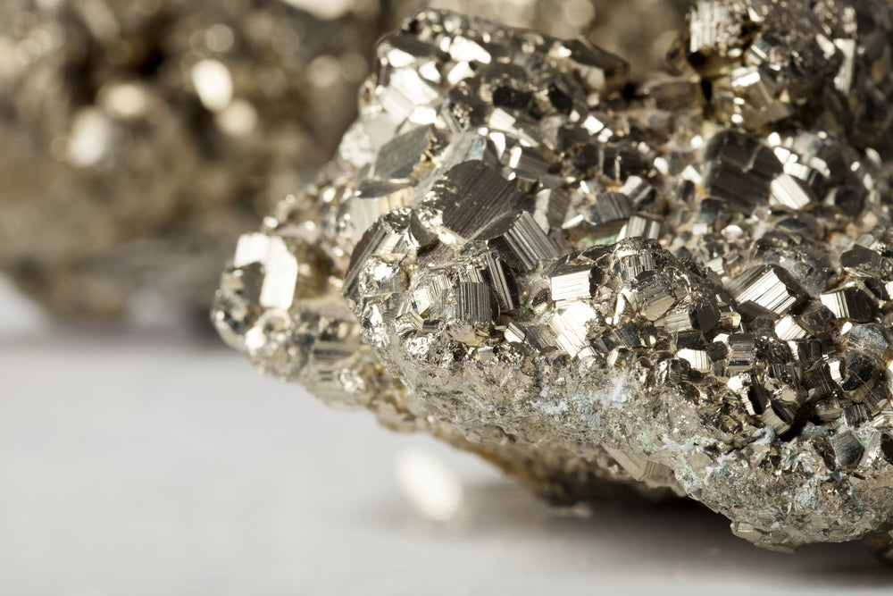Image of Raw Pyrite