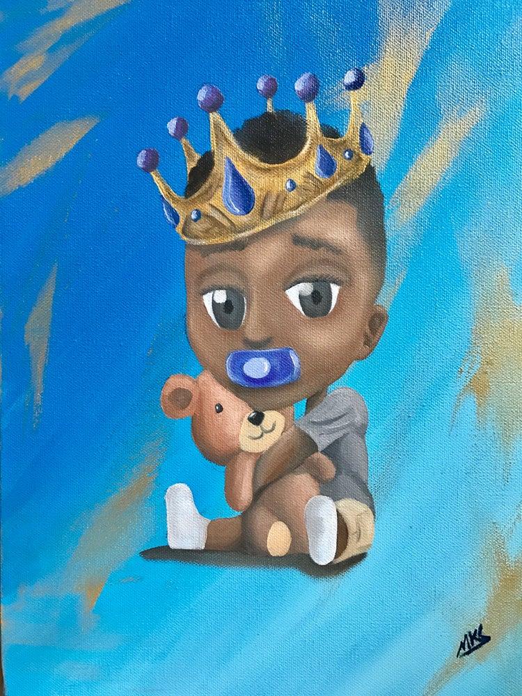 "Image of ""Prince Teddy"""