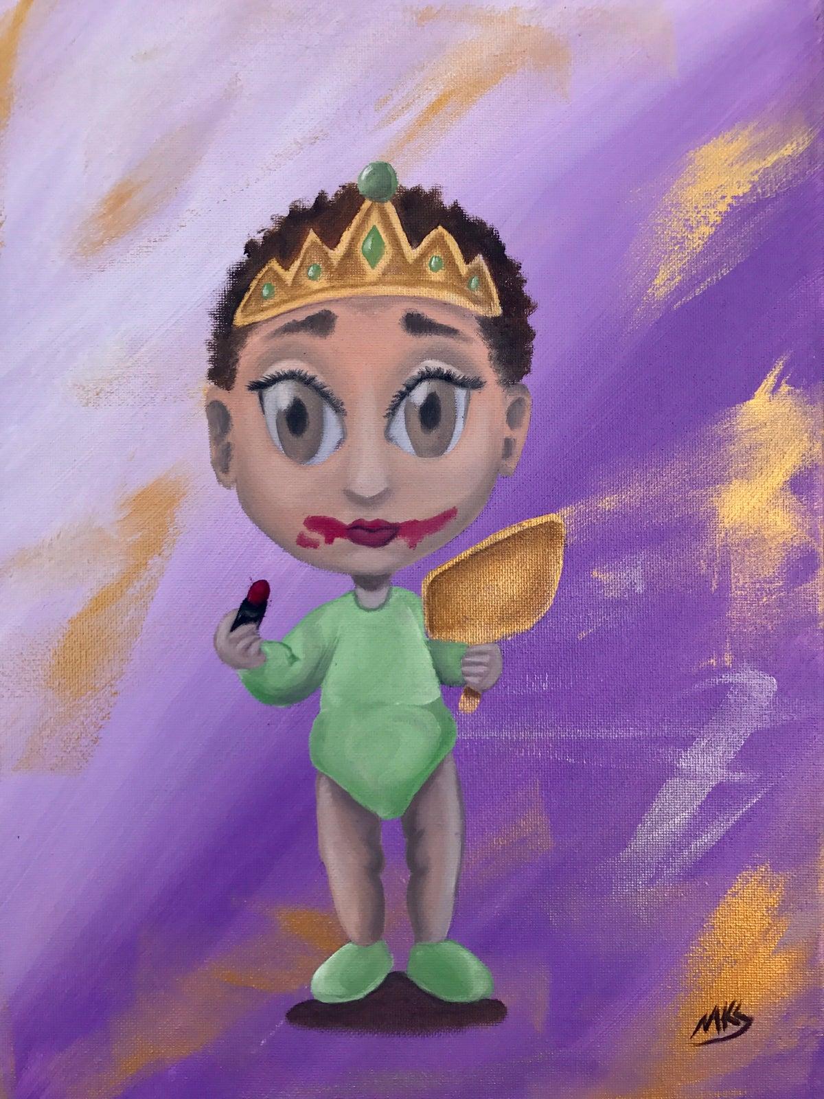 "Image of ""Princess Rose"""