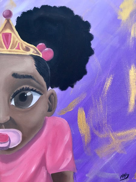 "Image of ""Princess Debbie"""