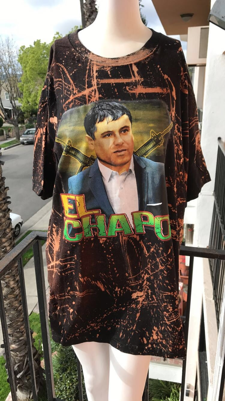 Image of El Chapo (Distressed)