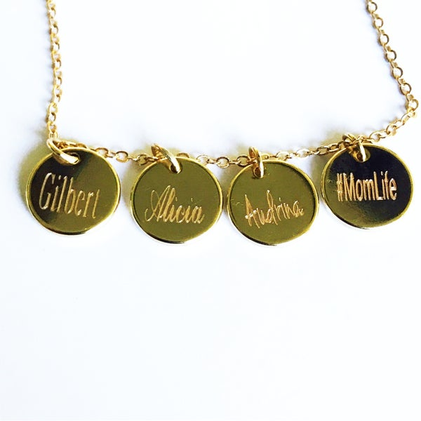 Image of Mother's Necklace Special
