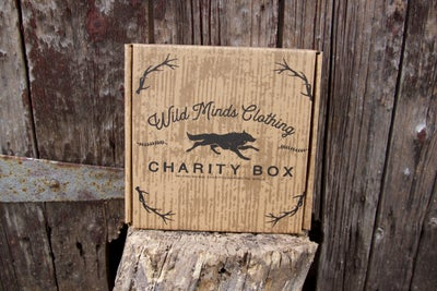 Wild Minds Charity Box - Yamnuska Wolf Dog Sanctuary - Wild Minds