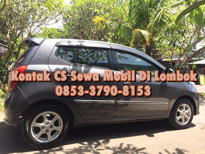 Image of Mencari Sewa Mobil Lombok Bisa Lepas Kunci