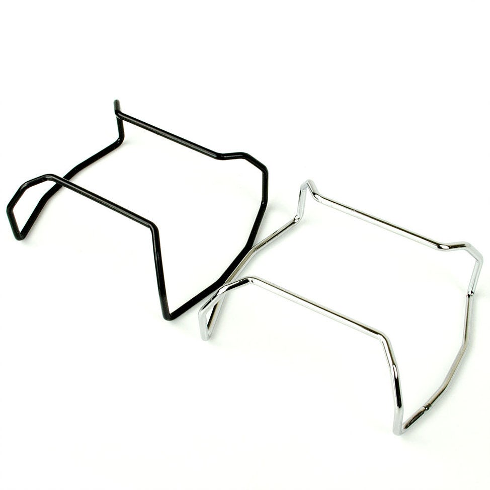 Image of Protective Bars - Black & Chrome Combo Pack