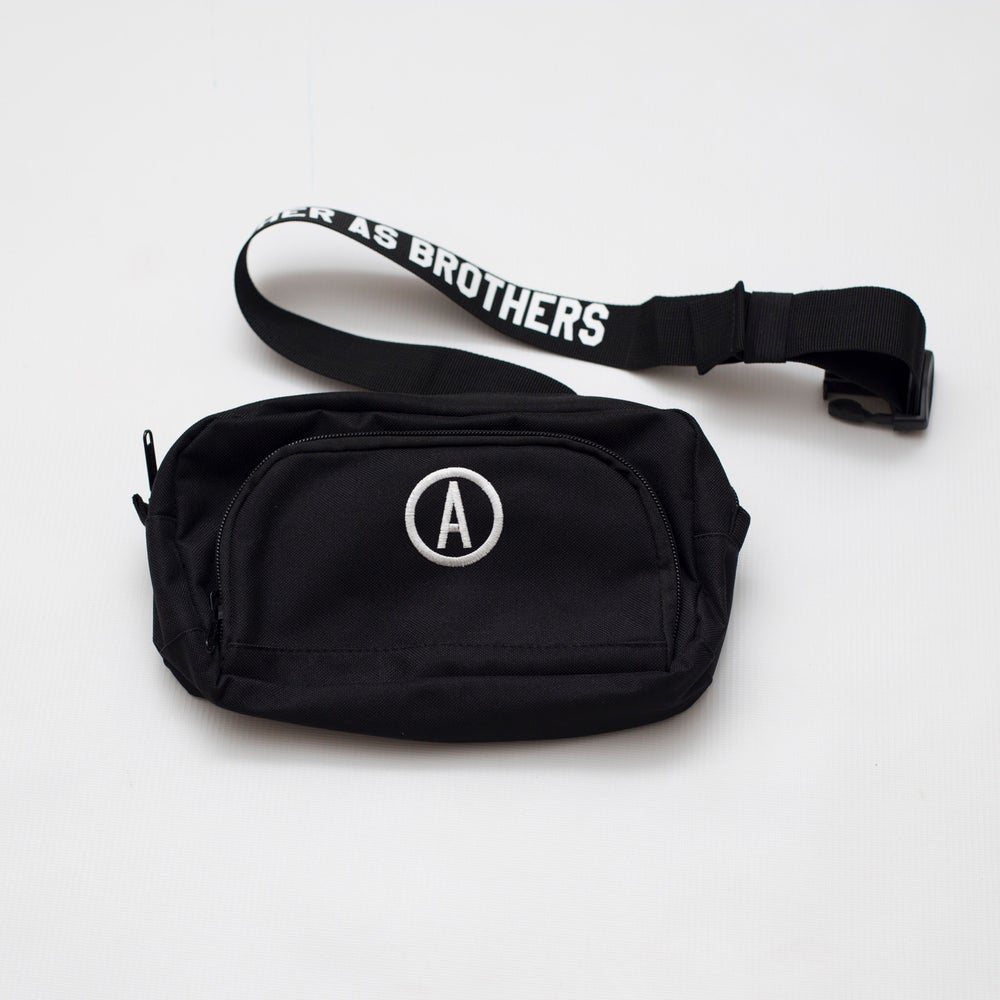 Image of 'REBORN' Utility Pouch - Black