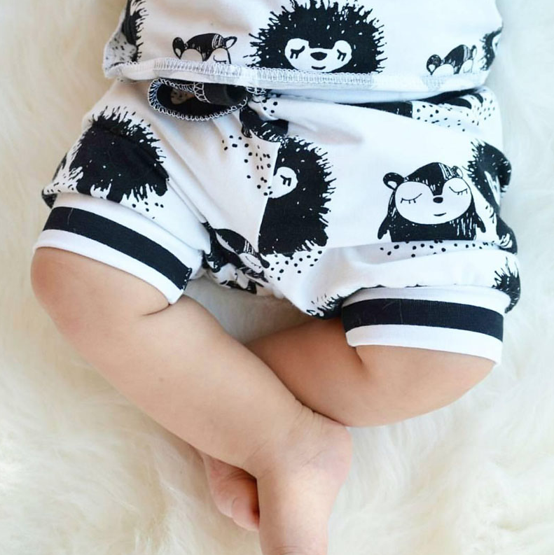 Image of Hedgehog Short Set