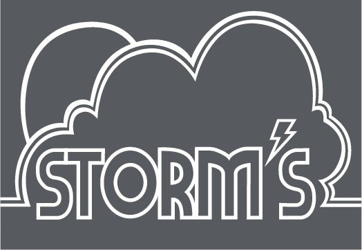 Image of White Storm's Decal