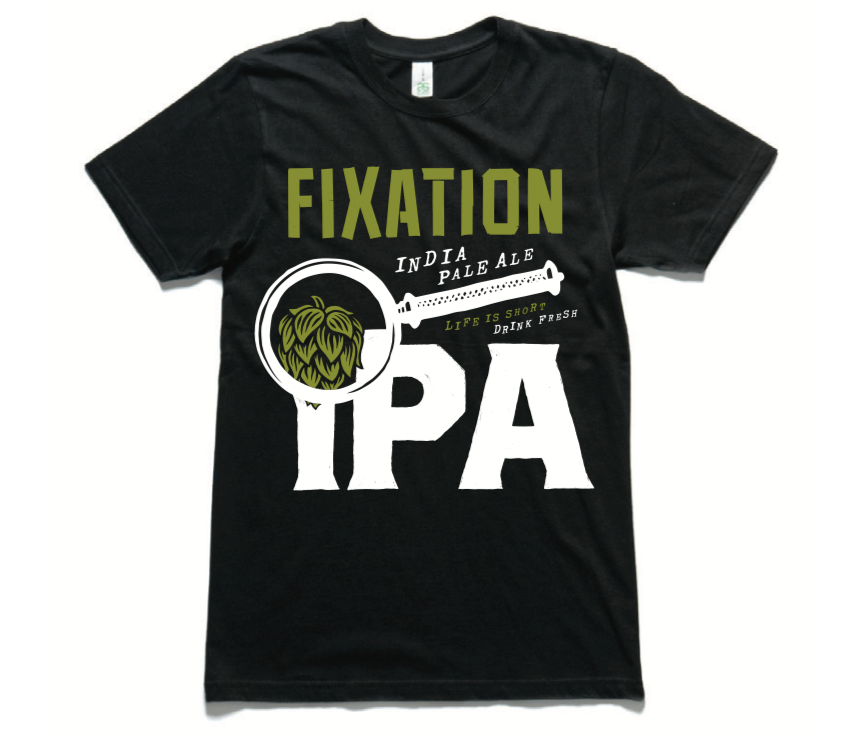 Image of Fixation IPA tee