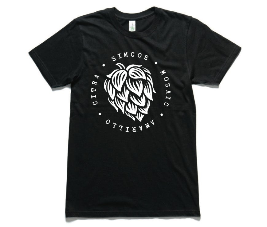 Image of Hop Varieties Tee