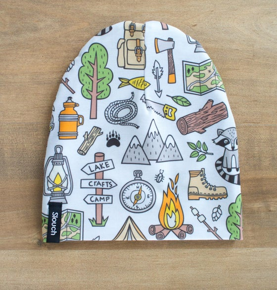Image of Camping Slouch Beanie
