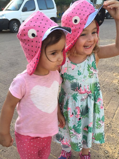 Image of  Sun Hat Flamingo כובע קיץ