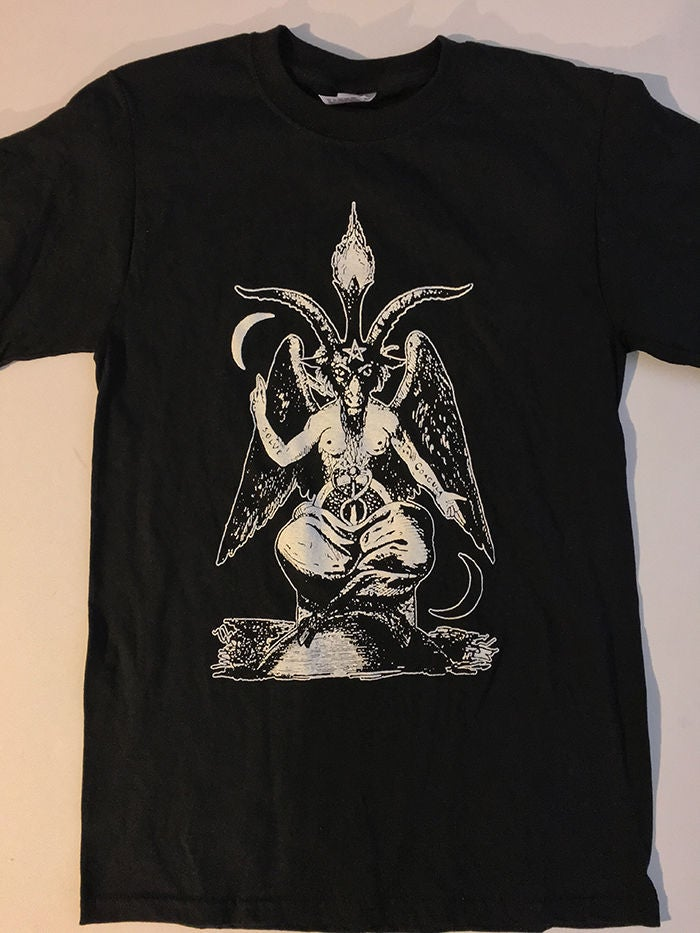 Image of Baphomet -  T shirt