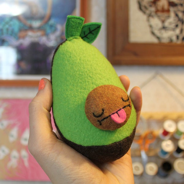 Image of Little Avocado