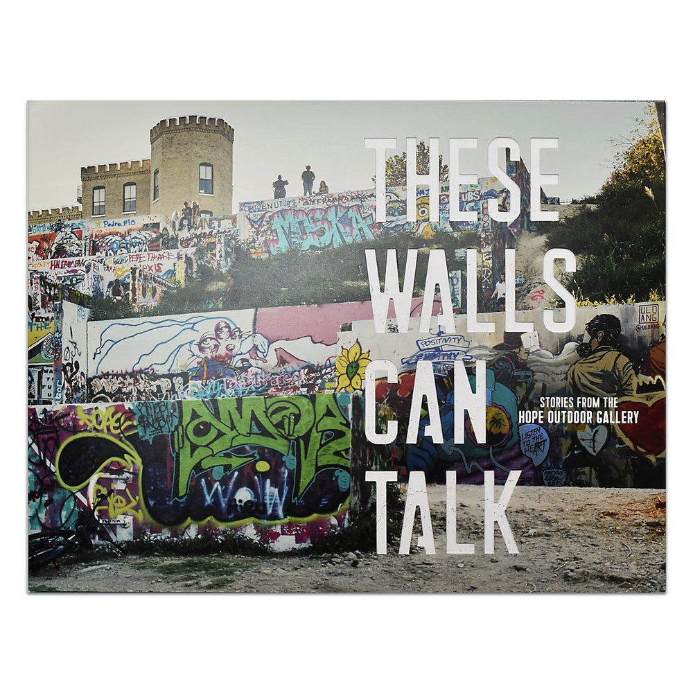 "Image of ""These Walls Can Talk"" Book"