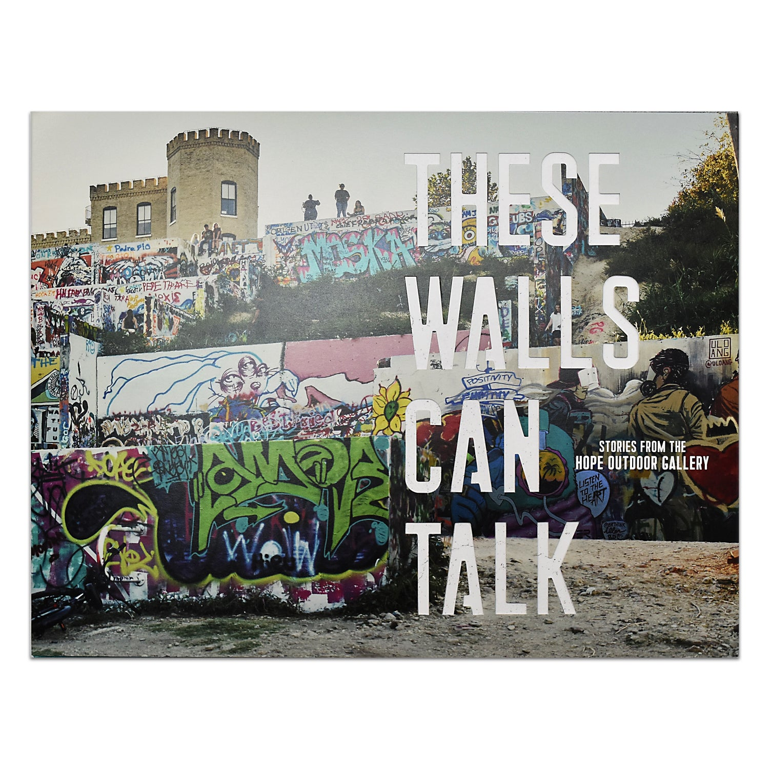 """Image of """"These Walls Can Talk"""" Book"""