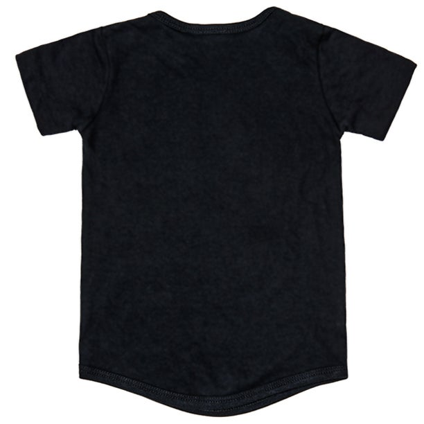 "Image of ""Bottle Service"" Black T-Shirt"