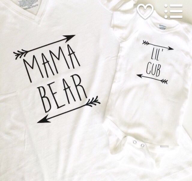 Image of Mama Bear + Lil' Cub