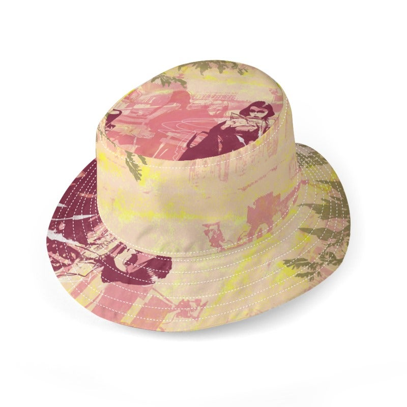 Image of COLOUR BUCKET HATS - 2 products