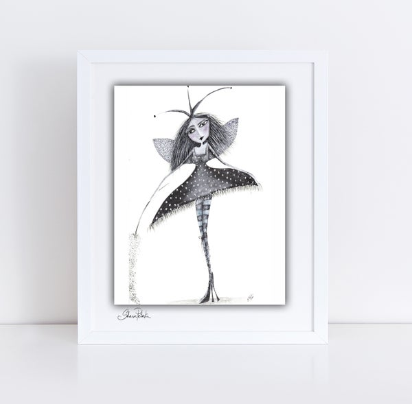 Image of Wishing Fairy PRINT