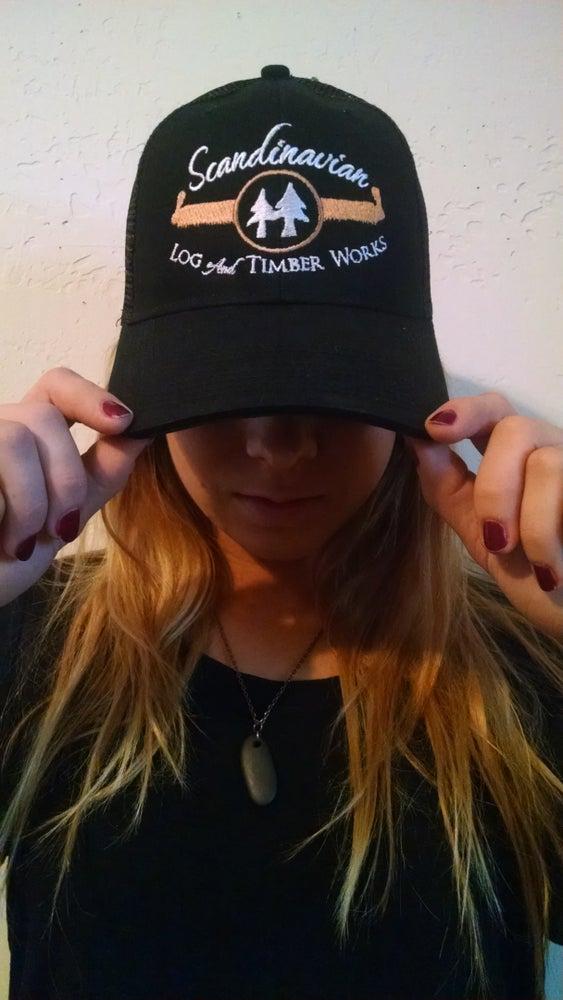 Image of Mesh Trucker Hat - Velcro Closure
