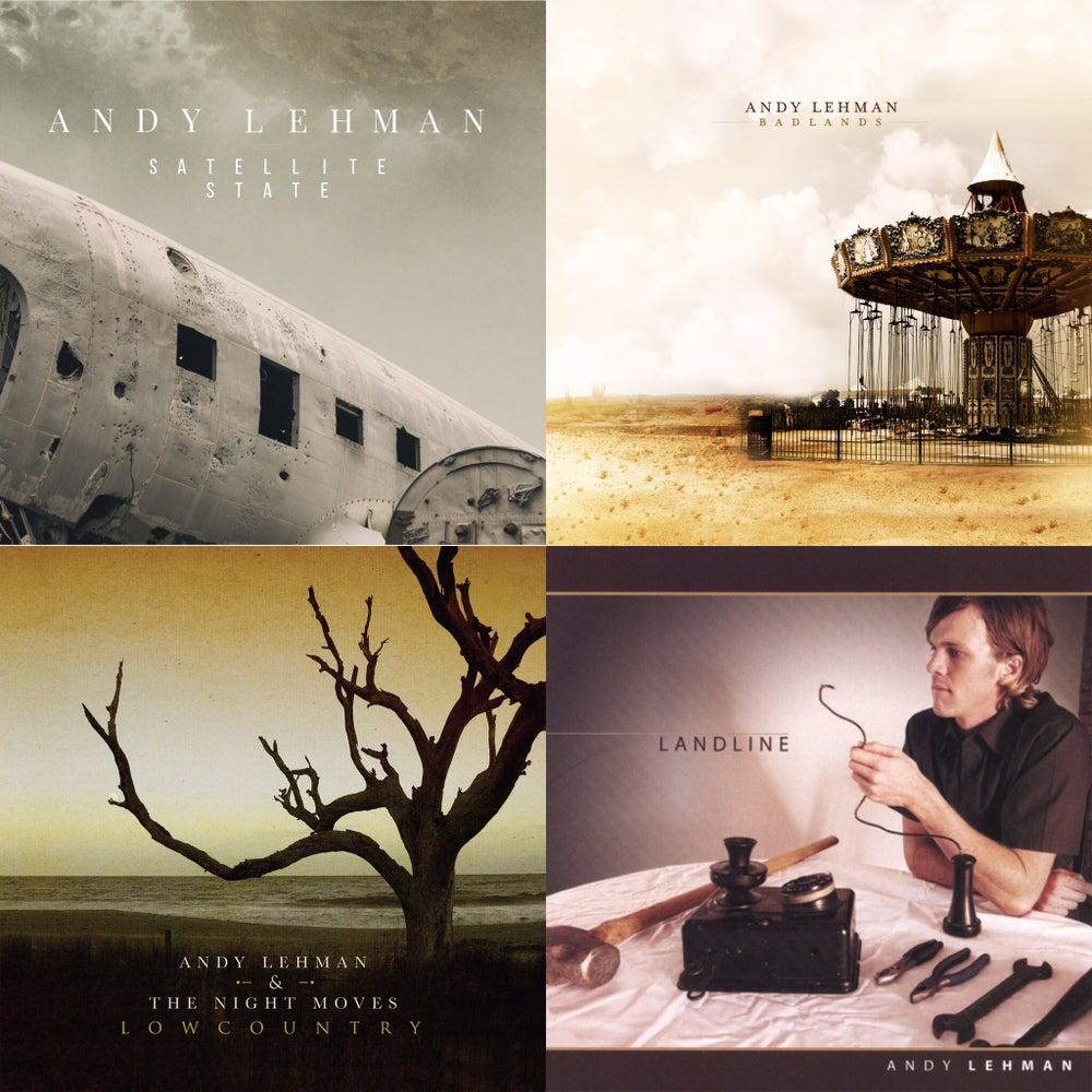 Image of Andy Lehman (All Albums, Digital Download)