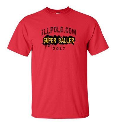 Image of Illpolo.com Super Baller T-Shirt
