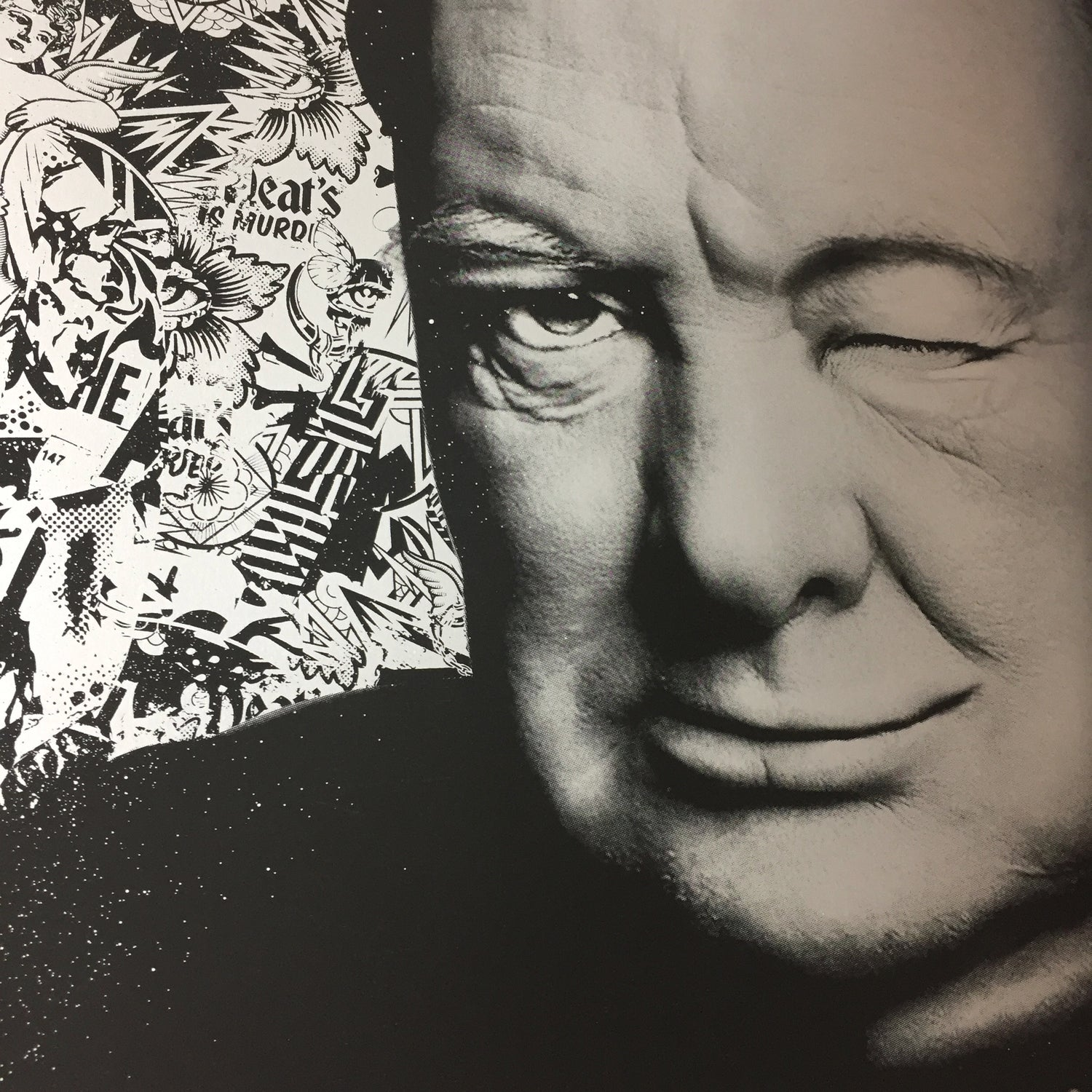 Image of Winkin' Churchill