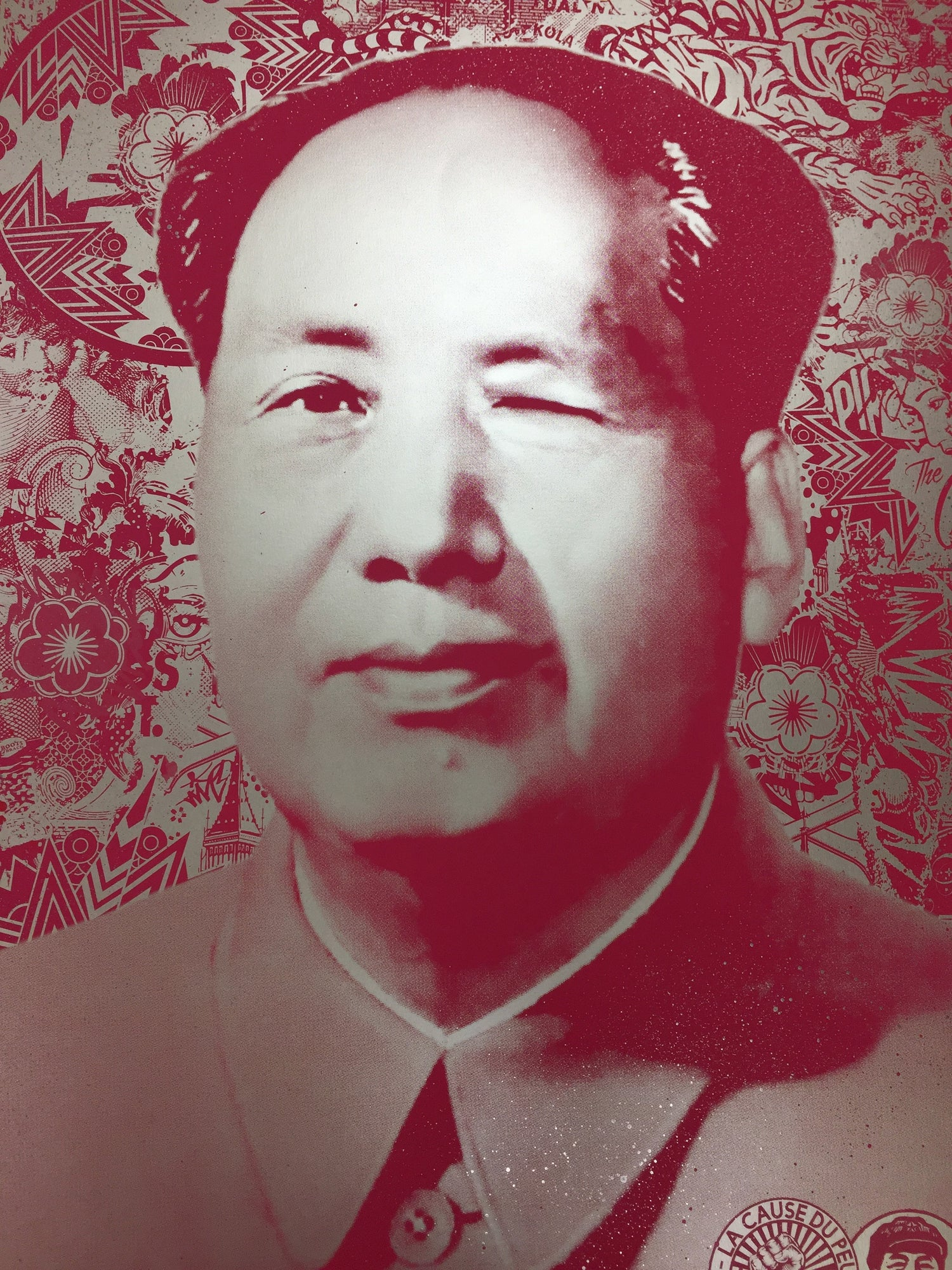 Image of Cocky Mao