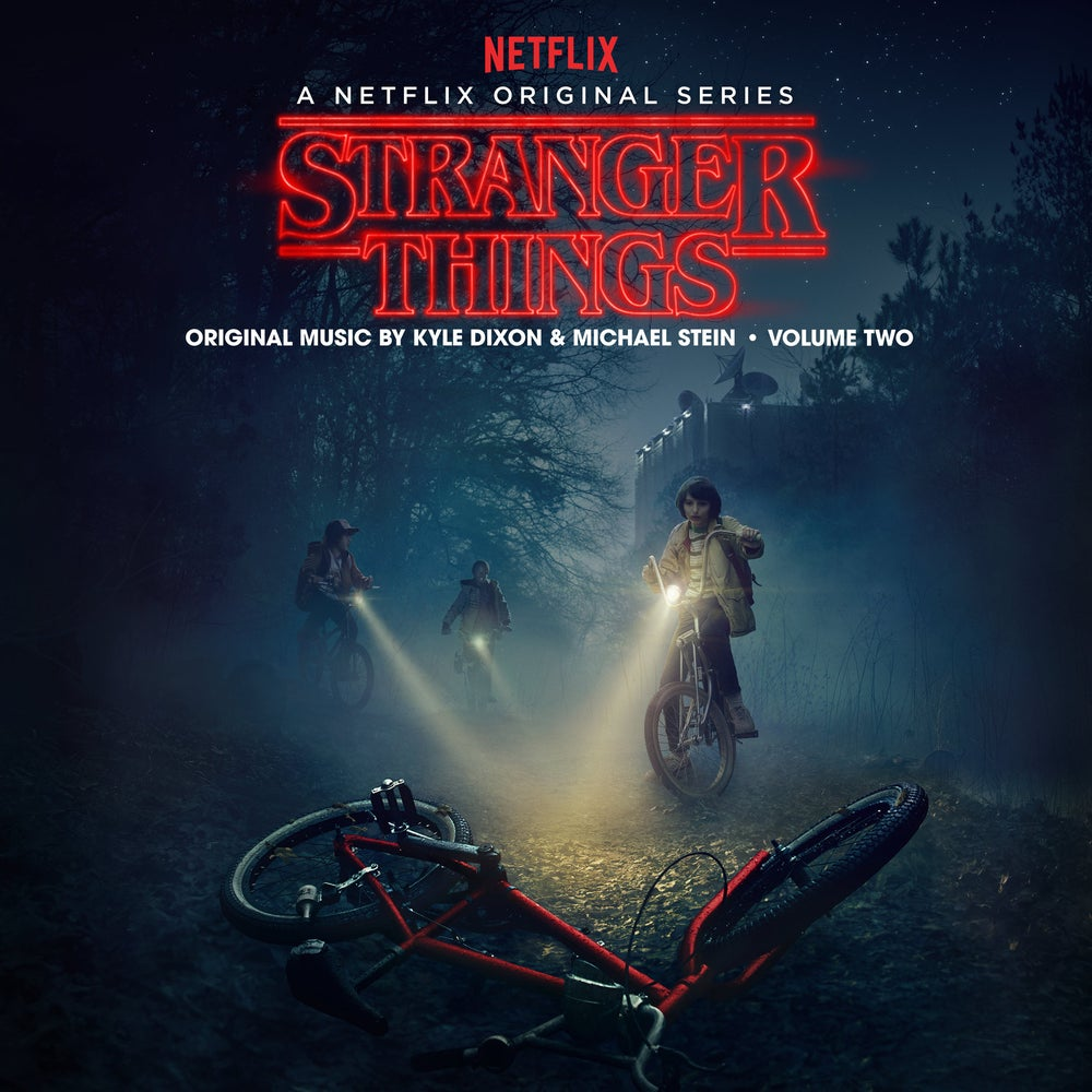 Image of Stranger Things Volume Two 'Collectors Edition' Vinyl - Kyle Dixon & Michael Stein ***PRE ORDER***