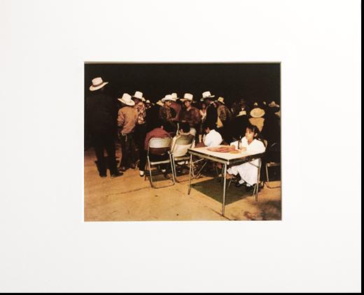 Image of El Baile de los Sombreros Blancos