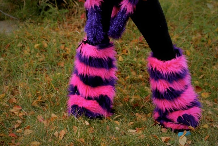 Image of Cheshire Kitty Accessories