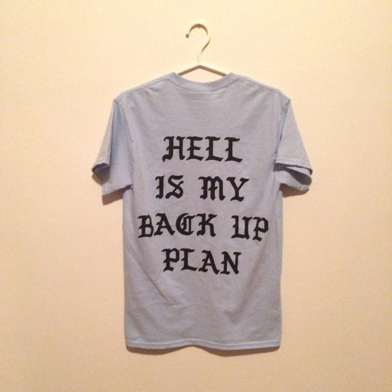 Image of Pablo's Hell - Cry Baby Blue