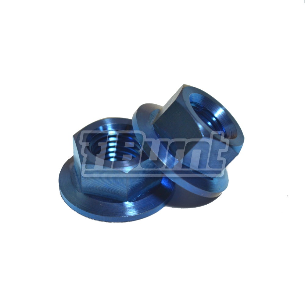 Image of Ford Mustang 05-14 - Titanium Strut Tower Nuts