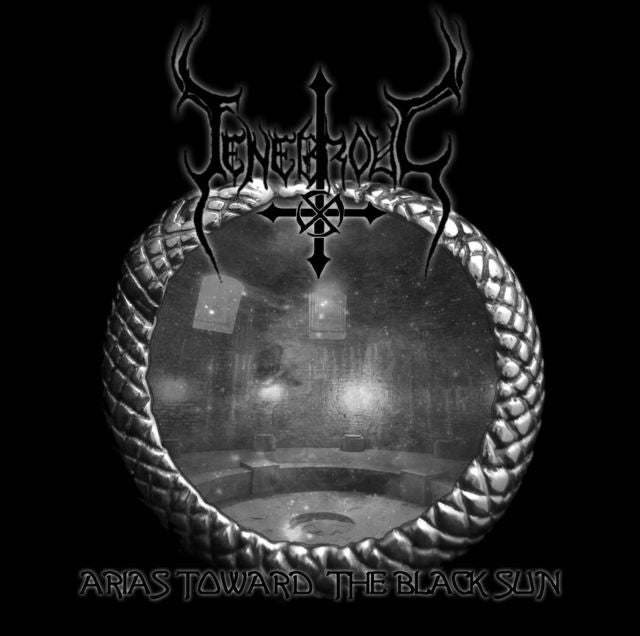 "Image of TENEBROUS "" Arias Toward the Black Sun "" CD"