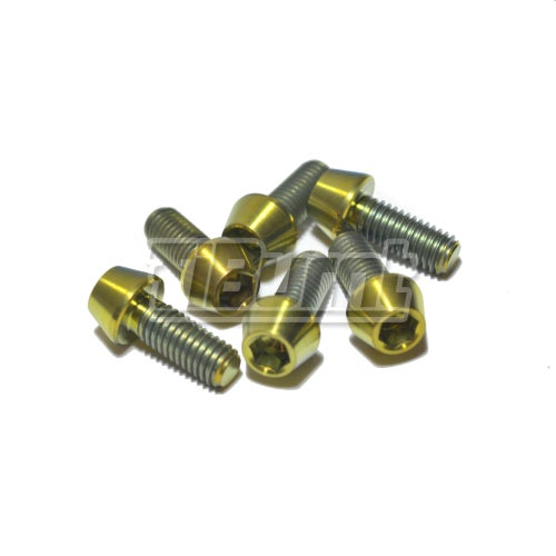 Image of Honda S2000 - Titanium Coil Pack Cover Bolts