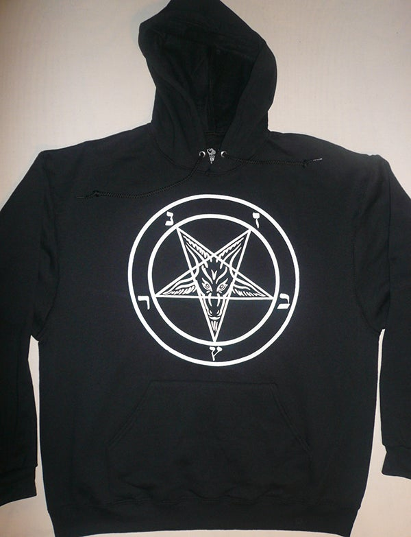 Image of Pentagram - Hooded Sweatshirt