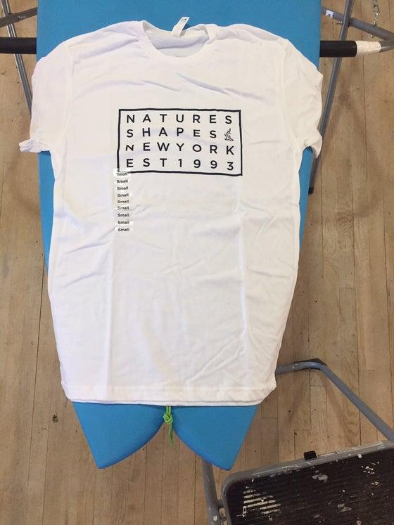 Image of natures shapes est. T-shirt