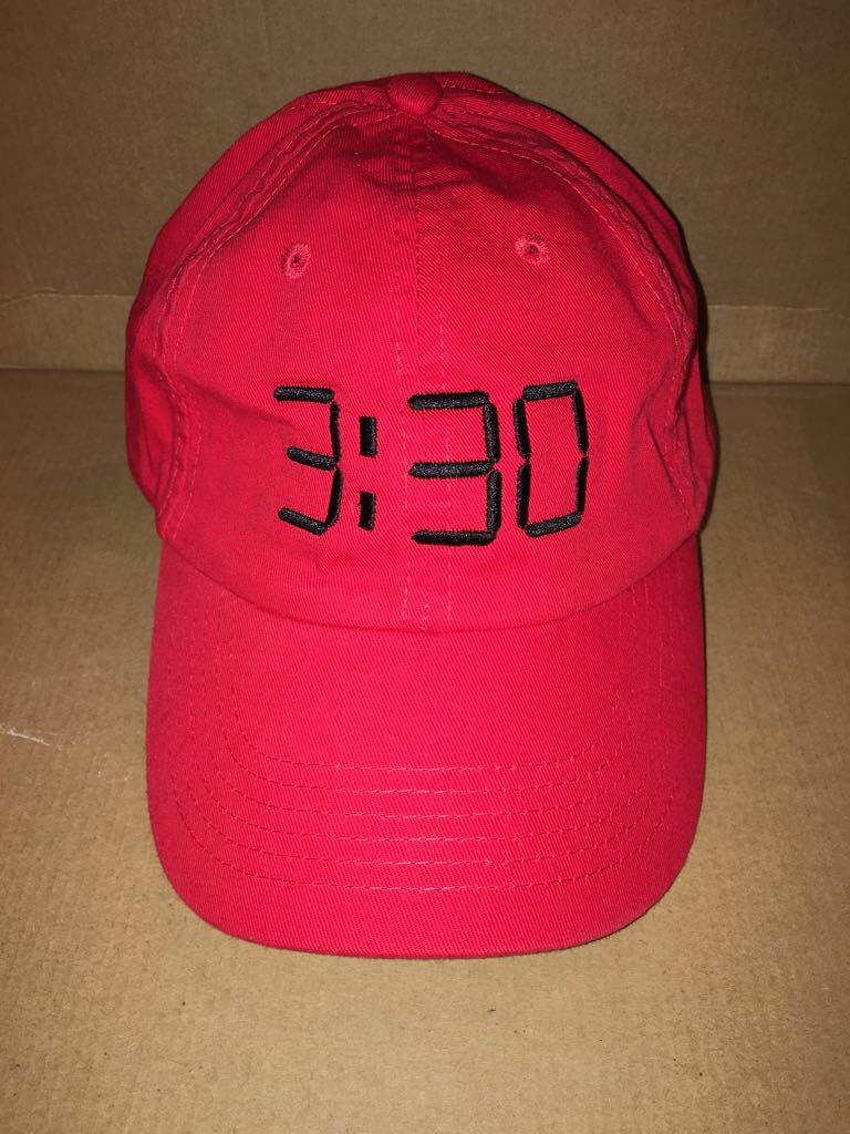 Image of Spring 3:30 Hat - RED