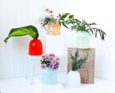 Image of Gumdrop Vases