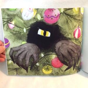 Image of Krampus in the Corner book