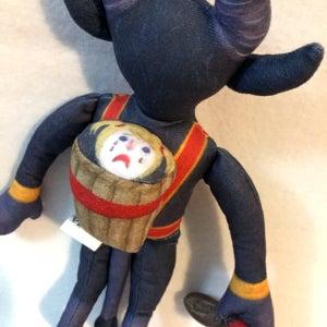 Image of Krampus plush toy