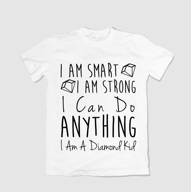 Image of I am a Diamond Kid