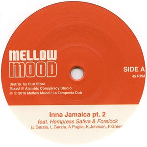 Image of Mellow Mood - Inna Jamaica pt. 2 ft. Hempress Sativa & Forelock