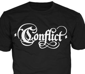 Image of CONFLICT 'Old Logo'
