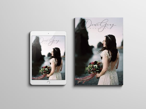 Image of Dear Gray Magazine / Issue One
