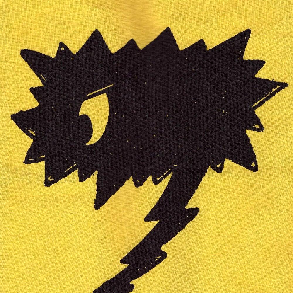 Image of ANGRY BLACK BAG Tote