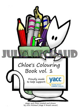 Image of Chloe the Cancer Cat - Vol 1