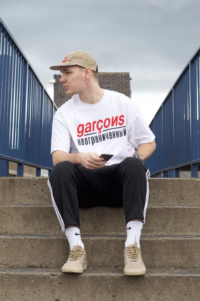 Image of Garçons неограниченный