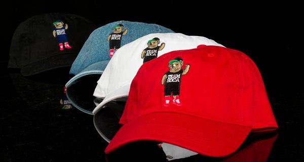 Image of Team Soca Bear Daddy Hat